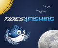 Tides and solunar charts for fishing